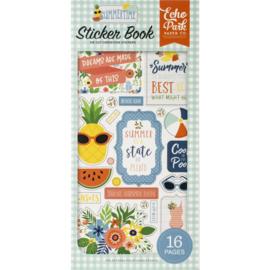 Echo Park Summertime Sticker book