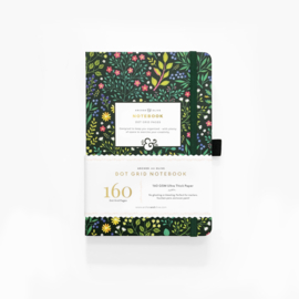 Archer & Olive  Dotted Notebook A5 - Verdant Ventures