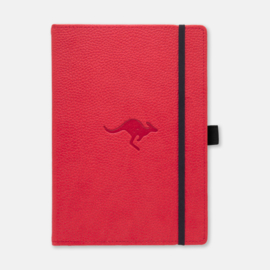 Dingbats* Wildlife A5+ Dotted Notitieboek - Red Kangaroo