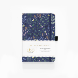 Archer & Olive  Dotted Notebook A5 - Into the Forest