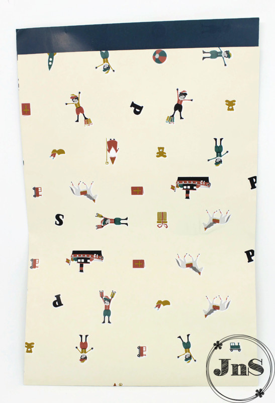 Sinterklaas inpakzakjes - Sint Icoon - 17 x 25 cm per 5