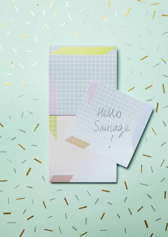 Grids Notepad