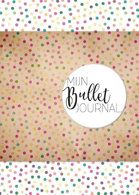 Mijn Bullet Journal  Confetti