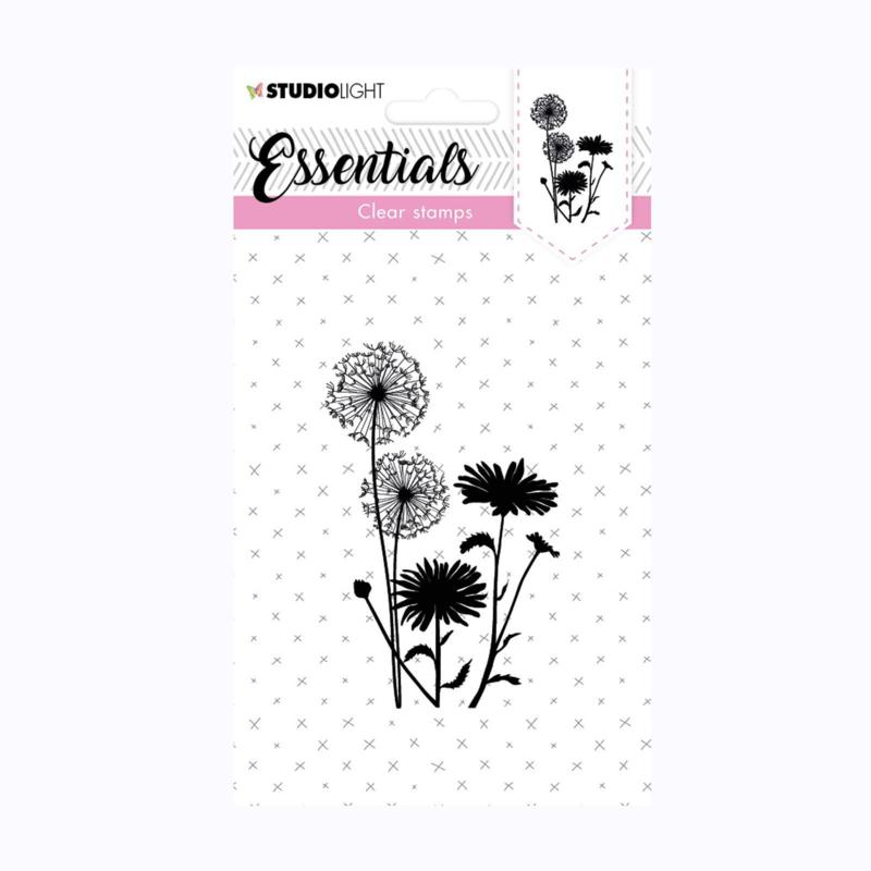 Studio Light - Clear stamp Essentials nr.351