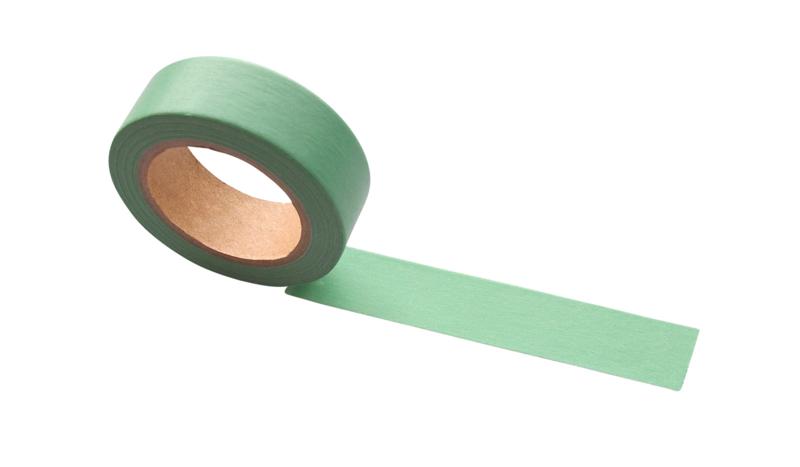 Wowgoods washi Tape - Urban Green