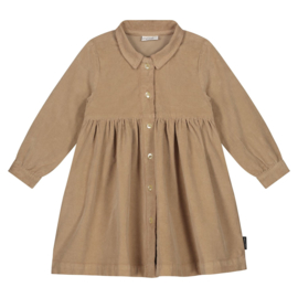 Brooke corduroy dress khaki - Daily Brat