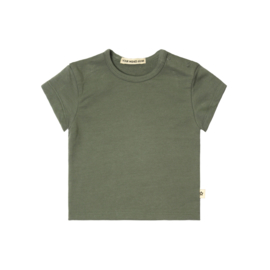 T shirt groen - Your Wishes