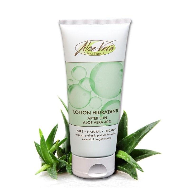 Aloe vera aftersun 40%