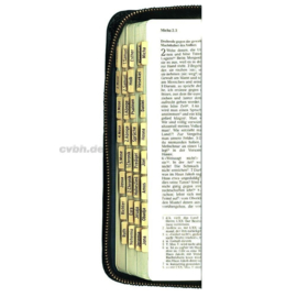 Bibel-Griffregister für alle Ausgaben ohne Apokryphen