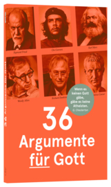 36 Argumente für Gott Soulsaver e.V.