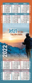 Lesezeichen-Kalender 2022