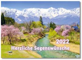 Evangelistischer Monatskalender 2022