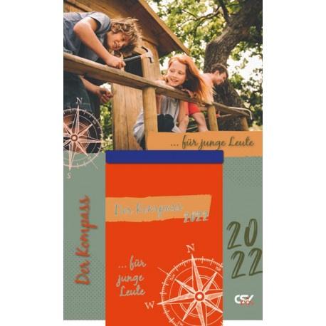 Der Kompass Abreiskalender 2022