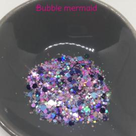 Bubble mermaid