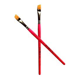 Leanne's Rainbow - 3/8 Angle Brush