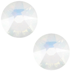 Swarovski Elements 2088-SS 34 flatback (7mm) Xirius White opal