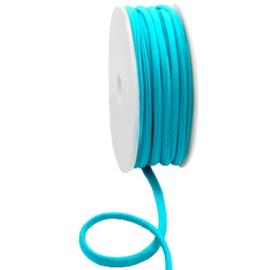 Elastisch lint Ibiza Blue zircon (2 meter)