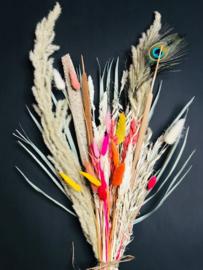 Multicolor boeket