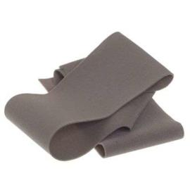 Lycra-Band 30 mm, light brown (1 meter)