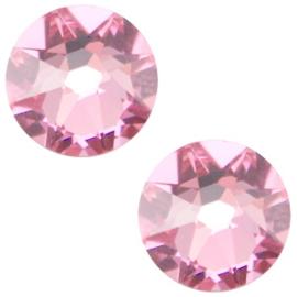 Swarovski Elements 2088-SS 34 flatback (7mm) Xirius Light rose