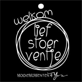 MM4Y Wenskaartje ''Lief stoer ventje''