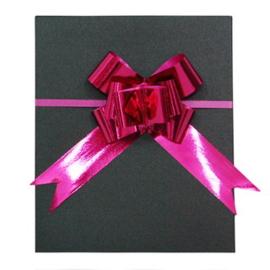 Strikjes Glanzend Roze