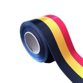 Belgische vlag Lint