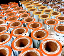 PE-Inkt Orange 30mm x 50m