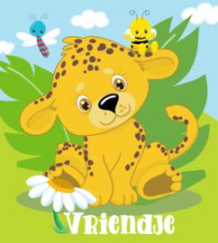 Jungle Baby Tijger met naam