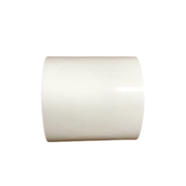 70mm Rond Transparant