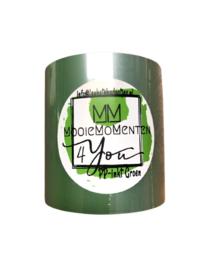 Kleur PP-Groen 55mm x 150m