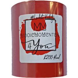 Kleur Rood 55mm x 150m