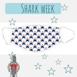 Mondkapje Shark week