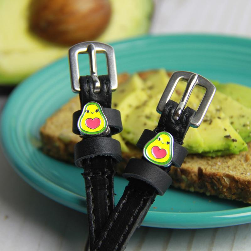 Spoorriempjes Happy Avocado