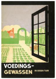 Voedingsgewassen uit eigen tuin