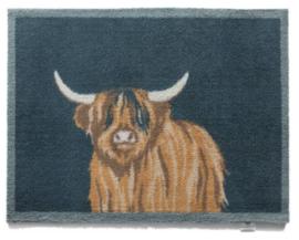 Deurmat Schotse hooglander