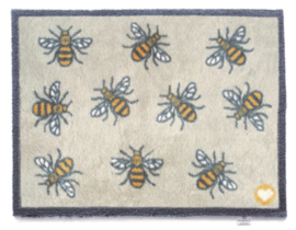 Deurmat Bijen