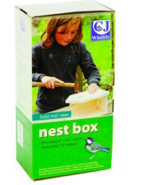 Nest box bouwpakket