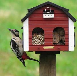 Vogelvoederschuur Multiholk