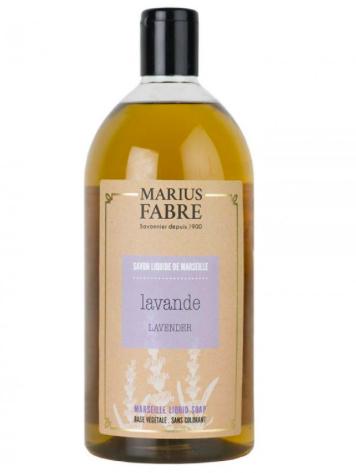 Lavendelzeep 1 liter navulfles - Marius Fabre