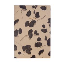 Ohh deer - A4 - Schetsboek
