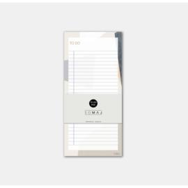 ATUM To-Do Notepad