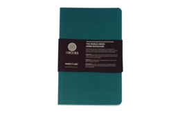 Paper on the Rocks - Soft cover, Turquoise