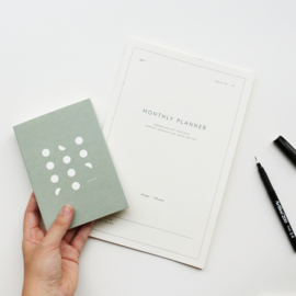 Kartotek - Pocket Notebook - Grey