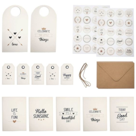 House of Products - Stationery Box, Vintage