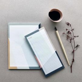 SUNNY SHAPES To-Do Notepad