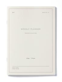 Kartotek - Weekly Planner
