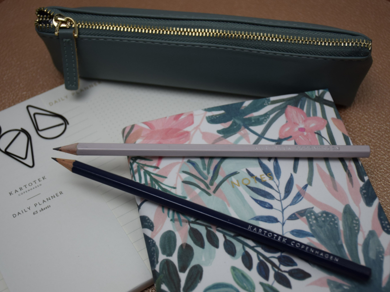 Bakergem Pencil Case Dark Mint