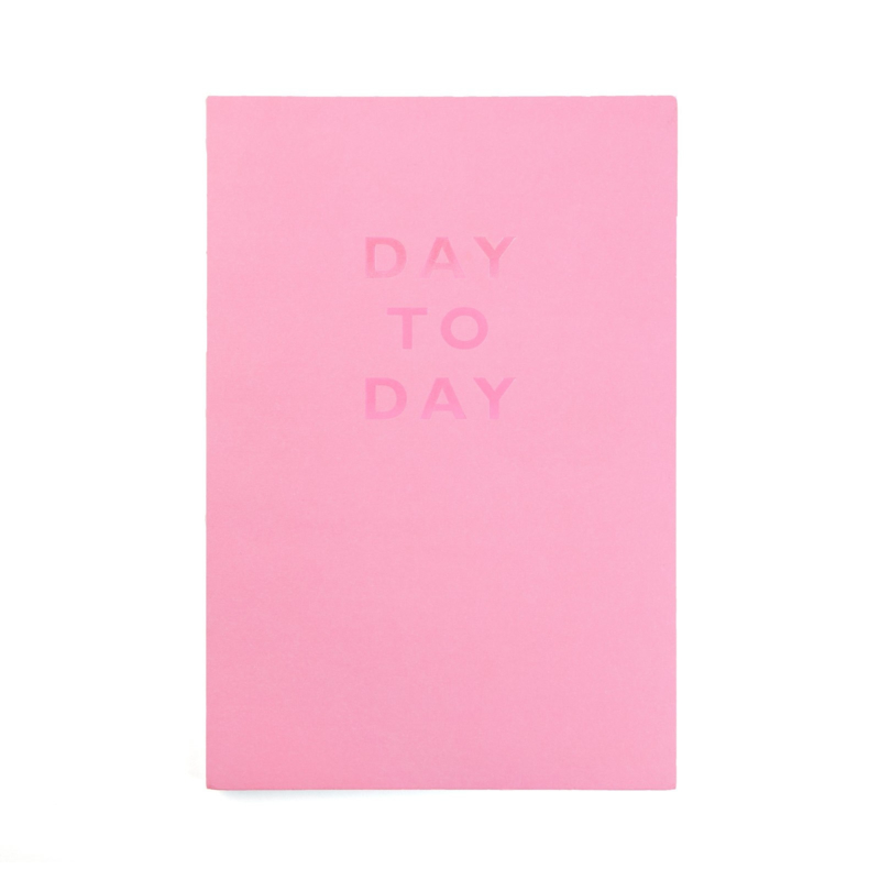 Ohh Deer! - Bullet journal, roze