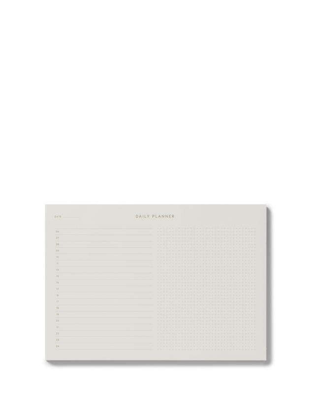 Kartotek - Daily Desk Planner - A5